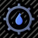 ecology, gear, settings, water