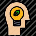 ecology, idea icon