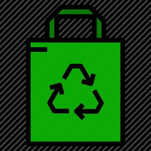 eco, plastic icon