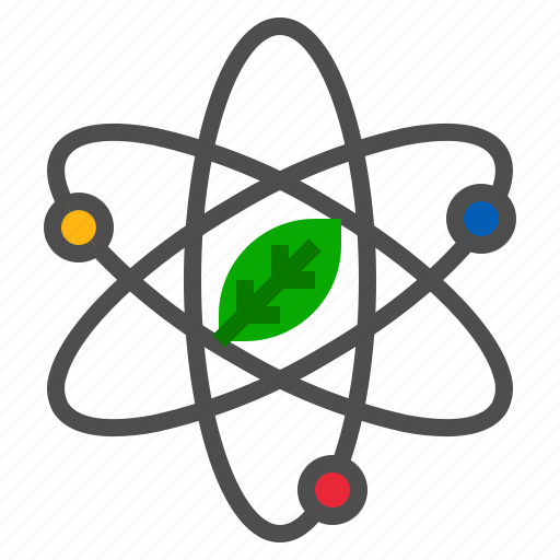 eco, ecology, leaf, science icon