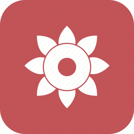 ecology, flower, green, nature icon