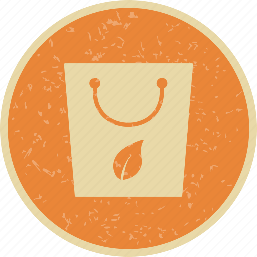 bag, eco, recycle, shopping, tote icon