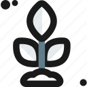 cultivate, ecology, garden, growth, harvest, life, plant icon