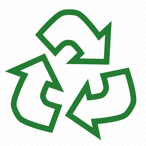 recycle, refuse, rubbish icon