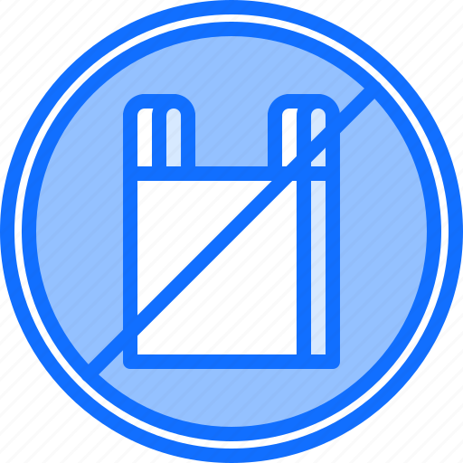 Bag, ban, eco, ecology, green, nature, plastic icon - Download on Iconfinder