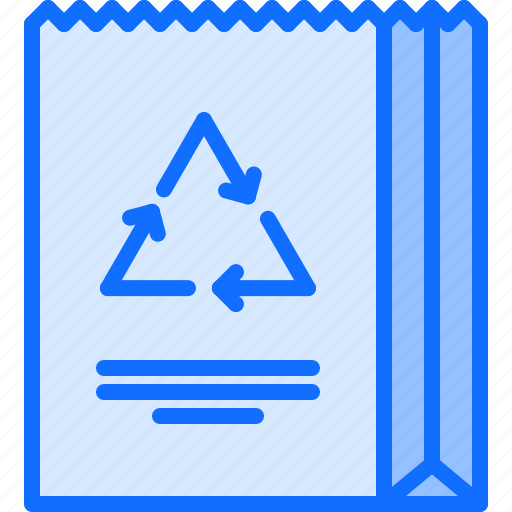 Bag, eco, ecology, green, nature, paper, recycling icon - Download on Iconfinder