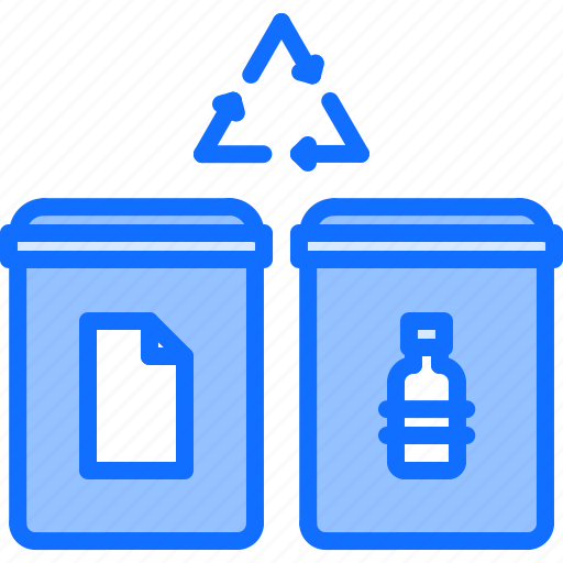 Container, eco, ecology, green, nature, recycling, trash icon - Download on Iconfinder