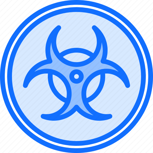 Biohazard, eco, ecology, green, nature, sign icon - Download on Iconfinder