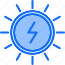 eco, ecology, energy, green, nature, solar, sun icon