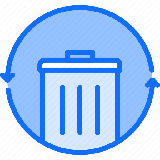 can, eco, ecology, green, nature, recycling, trash icon