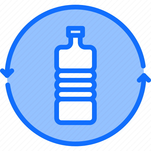 Eco, ecology, green, nature, plastic, recycling icon - Download on Iconfinder