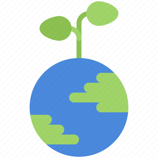 Eco, ecology, green, nature, planet, plant, sprout icon - Download on Iconfinder