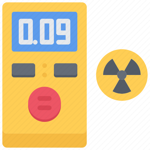 Counter, eco, ecology, geiger, green, nature, radiation icon - Download on Iconfinder