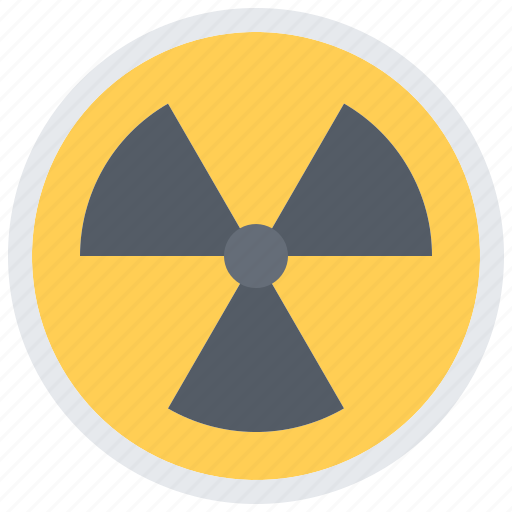 Eco, ecology, green, nature, radiation, sign icon - Download on Iconfinder