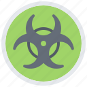 biohazard, eco, ecology, green, nature, sign