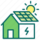 environment, solar, eco, energy, roof, clean, power