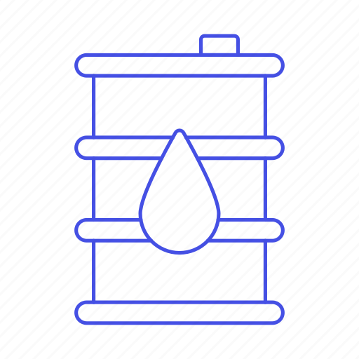 barrel, drop, ecology, energy, oil, renewable icon