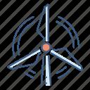 climate, turbine, weather, wind, windmill, windy