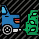 car, ecology, leaf, electric, environment