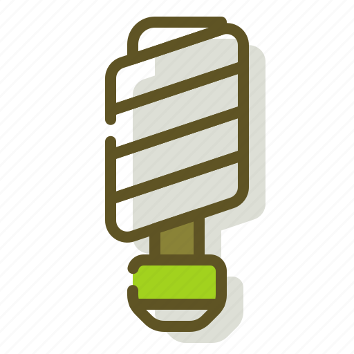 Effecient, electricity, lightbulb icon - Download on Iconfinder
