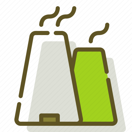Energy, factory, power icon - Download on Iconfinder