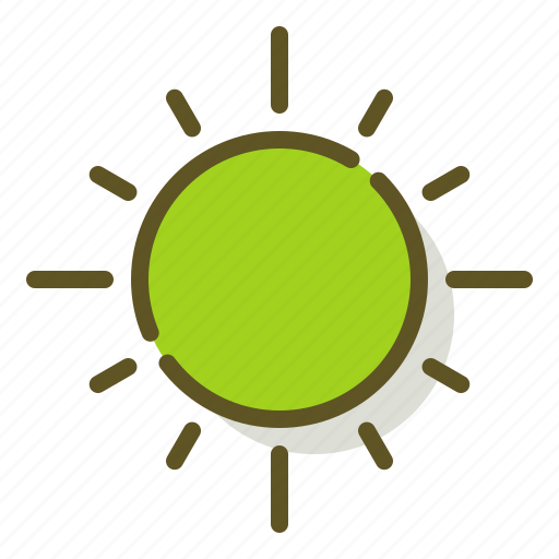 Solar, sun, sunny, weather icon - Download on Iconfinder