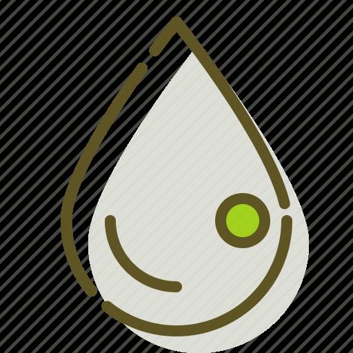 Drop, fluid, liquid, water icon - Download on Iconfinder