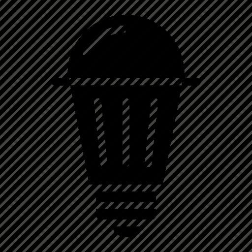 bulb, electric, energy, innovation, light, power icon