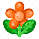ecology, environmental, flower, nature icon