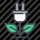 eco, ecology, electric, energy, environment, plant, power