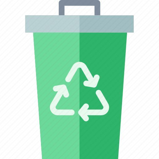 Bin, can, garbage, recycle, recycling, trash icon - Download on Iconfinder