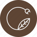 bio, ecology, energy, nature icon