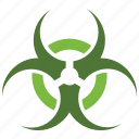 biohazard, biological, chemical, danger, dirt, eco, ecology, nature, plant, product icon