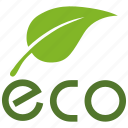 bio, eco, ecology, green, nature, plant icon