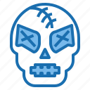 clean, ecology, environment, nature, park, people, skull icon