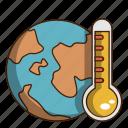 ecology, global warming