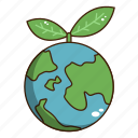 earth, eco earth, ecology, green, leaf