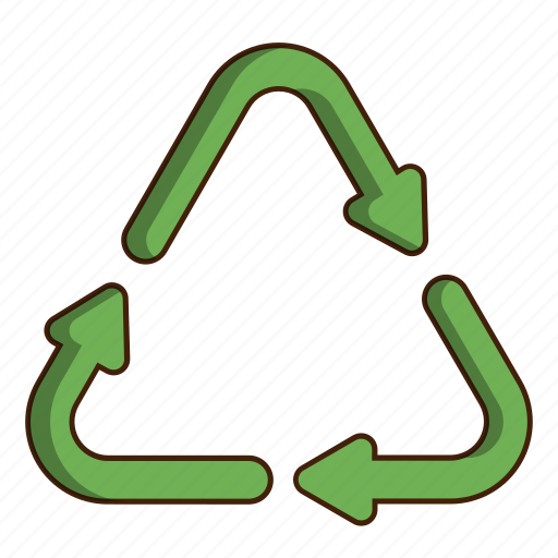 Eco, ecology, green, nature, recycle icon - Download on Iconfinder