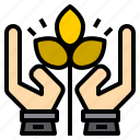 business, clean, global, group, happy, leaf, park icon