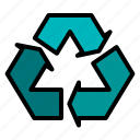 business, clean, global, group, happy, park, recycle icon