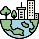 city, earth, eco, ecology, energy, environment, go green