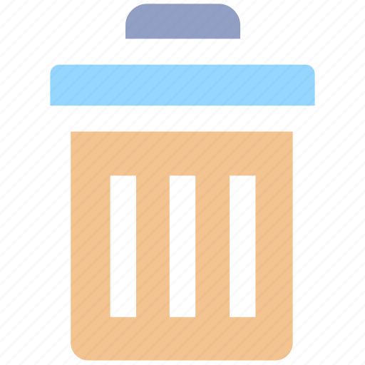 dustbin, eco, ecology, environment, nature, trash icon