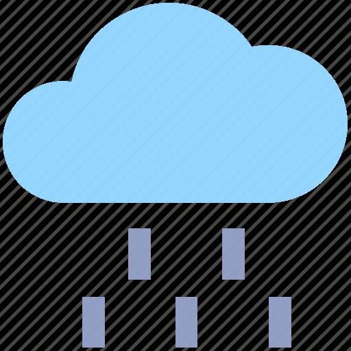 Ecology, season, rain, environment, weather, cloud icon