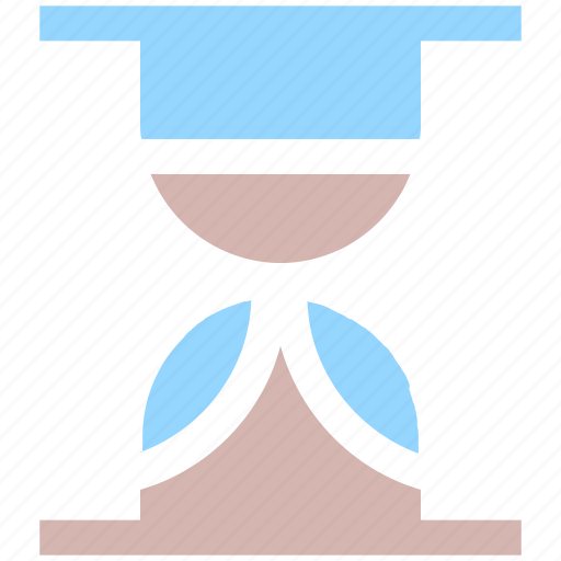 ecology, environment, hourglass, loading, sand, time, timer, waiting icon