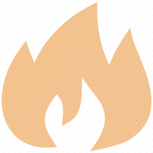 bonfire, camping, ecology, environment, fire, flame, hot icon