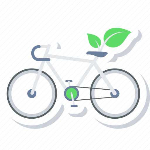 bicycle, cycle, environment, fuel, guardar, no pollution, petrol, save icon