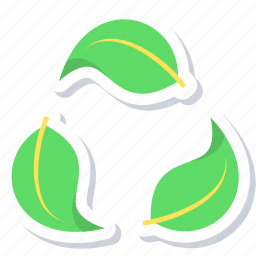 eco, ecology, energy, friendly, green, leaf icon