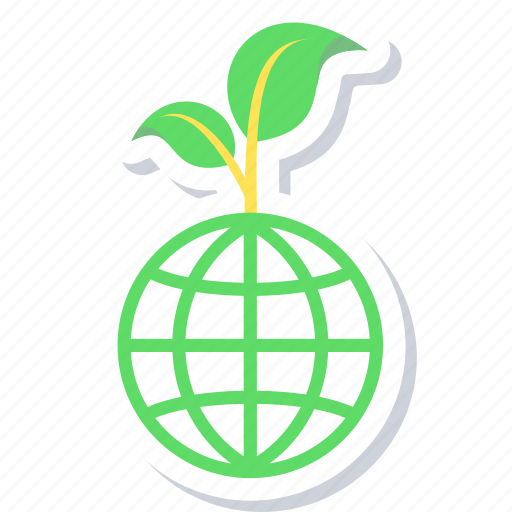 eco, ecology, environment, friendly, nature icon