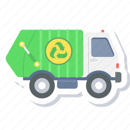 managment, recycle, waste icon
