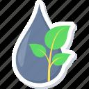 energy, water